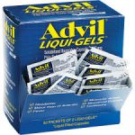 ADVIL LIQUED GEL 50CT BOX