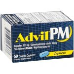ADVIL PM 50CT BOX