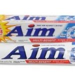 AIM 6OZ T.PASTE (PASTE) PK24 ULTRA  MINT