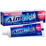 AIM T.PASTE 4.8OZ PK24 KIDS