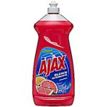 AJAX LIQUID 30OZ PK9  RUBY RED