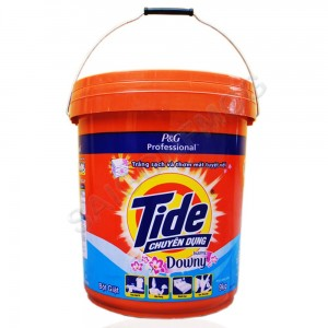 TIDE POWDER 9KG W-DOWNY BOCKET